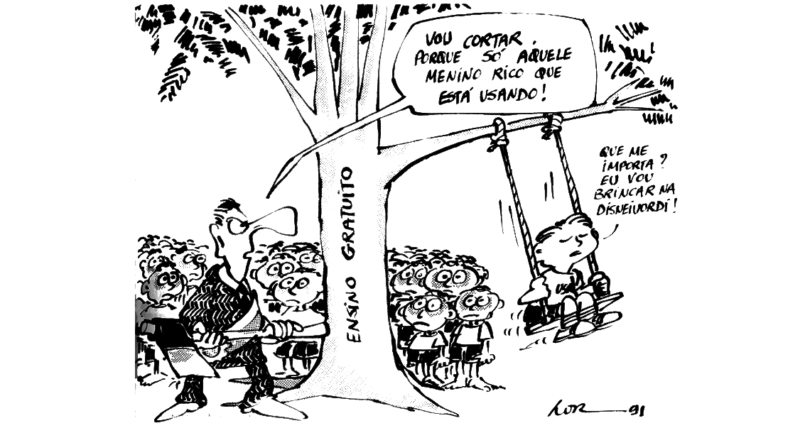 Boletim UFMG – Charges na História