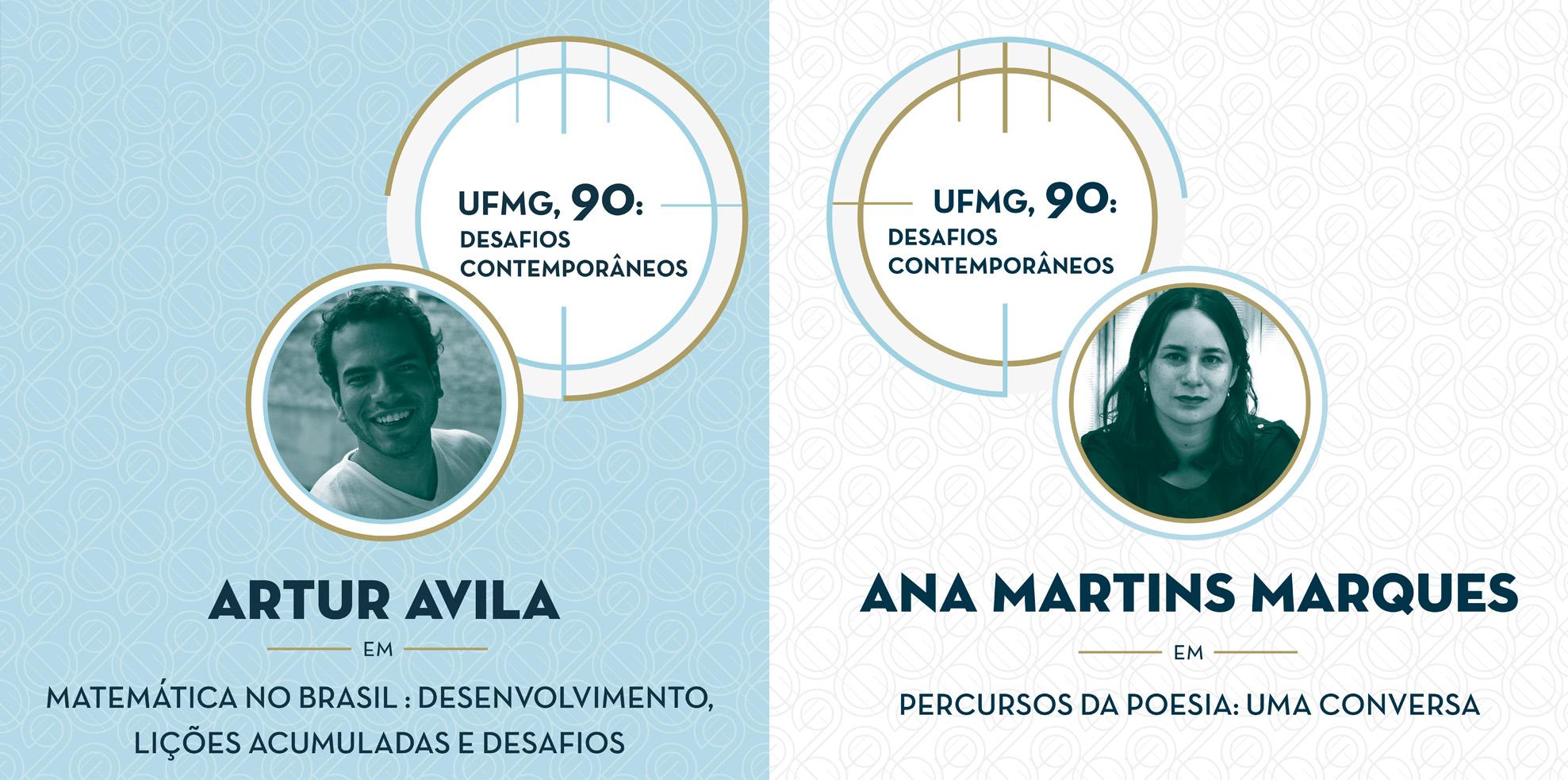 Ciclo de Conferências UFMG, 90