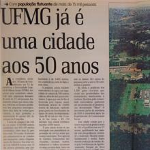 THUMB - 1988.27.06 - Hoje em Dia - UFMG já é uma cidade aos 50 anos