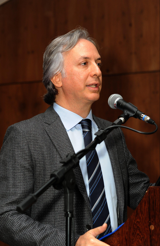 Paulo Caramelli, neurologista professor do Departamento de Clínica Médica da Faculdade de Medicina. Foto: Foca Lisboa/ UFMG