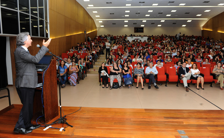 Caramelli defende pesquisas focadas no envelhecimento cognitivo saudável. Foto: Foca Lisboa/ UFMG