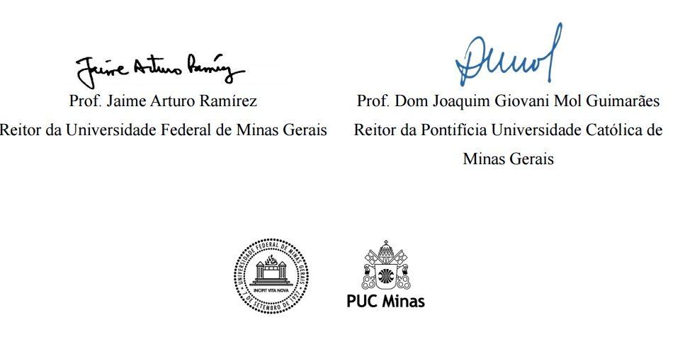 Reitores da UFMG e PUC Minas divulgam carta aberta sobre atual momento político