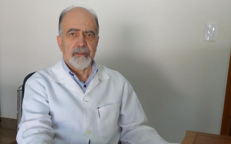 Professor Antônio Waldo Zuardi, do Departamento de Neurologia, Psiquiatria e Psicologia Médica da Faculdade de Medicina de Ribeirão Preto da Universidade de São Paulo (USP)