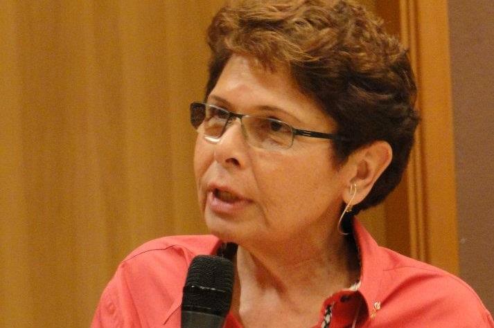 Professora Maria Aparecida Affonso Moysés, da Faculdade de Ciências Médicas da Universidade Estadual de Campinas (Unicamp). Foto: Arquivo Pessoal