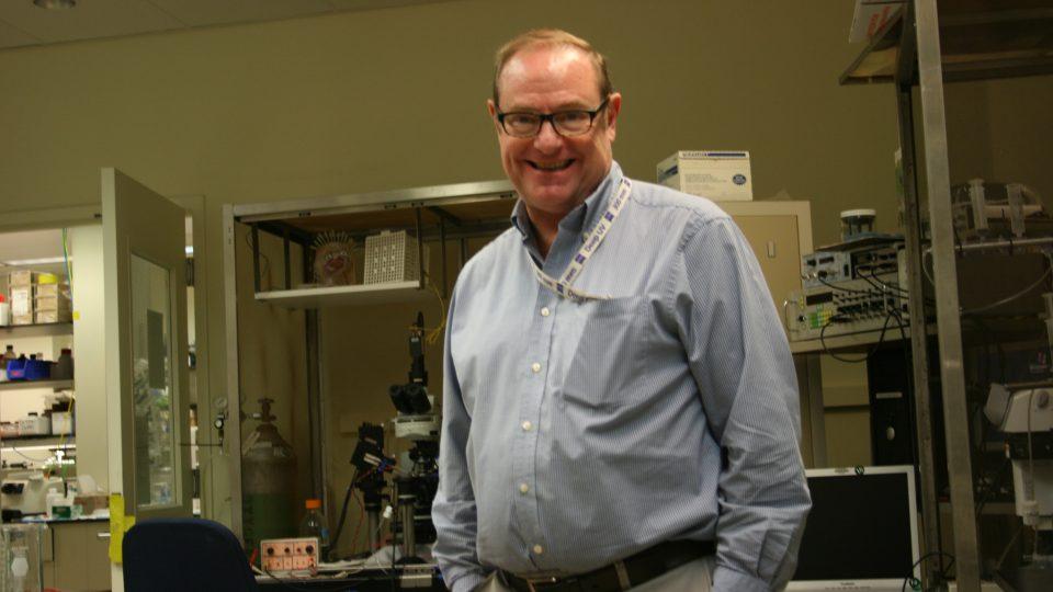 Professor David M. Lovinger, chefe do Laboratório de Neurociência Integrativa do National Institute on Alcohol Abuse and Alcoholism (NIAAA), dos Estados Unidos. Divulgação