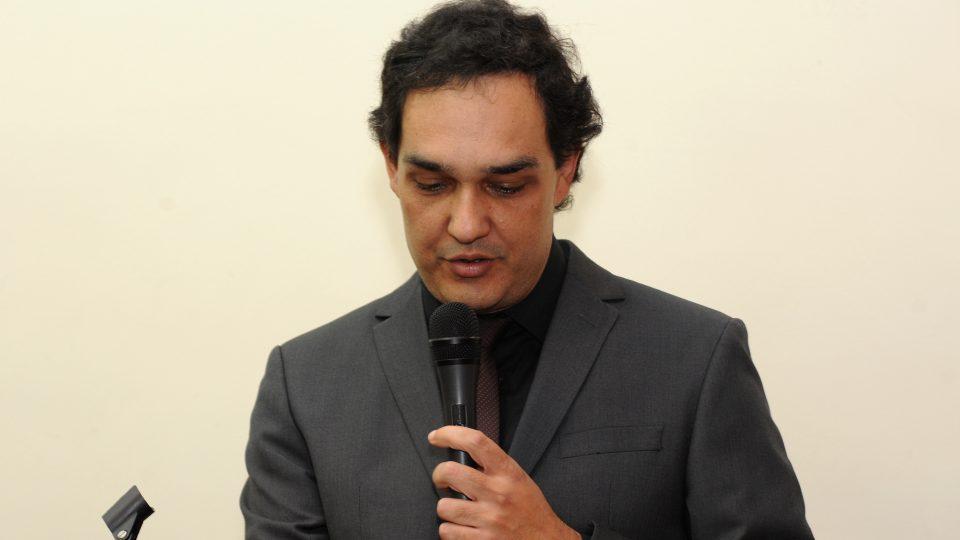 Bernardo de Lima: jogos de azar e desafios da probabilidade contemporânea. Foto: Foca Lisboa/ UFMG