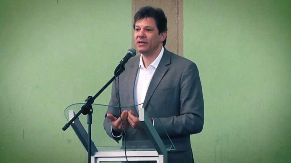 Conferência de abertura da SBPC Educação, por Fernando Haddad