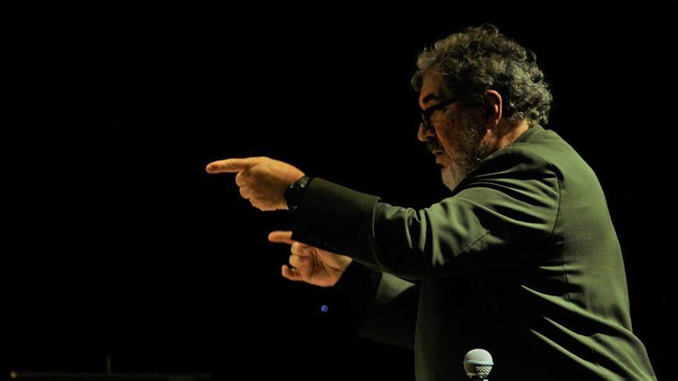 Lincoln Andrade rege concerto do Ars Nova durante a última edição do Festival de Inverno. Divulgação / Ars Nova - Coral da UFMG (facebook)