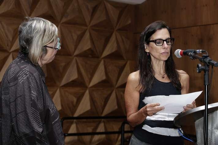 Heloisa Starling e Lilia Schwarcz escreveram a 'biografia' do Brasil. Foto: Foca Lisboa / UFMG