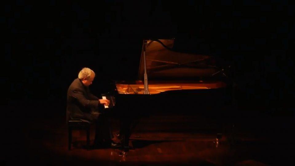 Recital do pianista Nelson Freire
