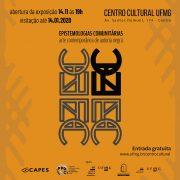 """Exposição: """"Epistemologias Comunitárias: arte de autoria negra"""""""