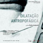 """Exposição: """"Dilatação Antropofágica"""" – Pedro Gottardi"""
