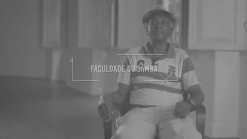 Juarez Araújo – Velha Guarda do Samba de Belo Horizonte