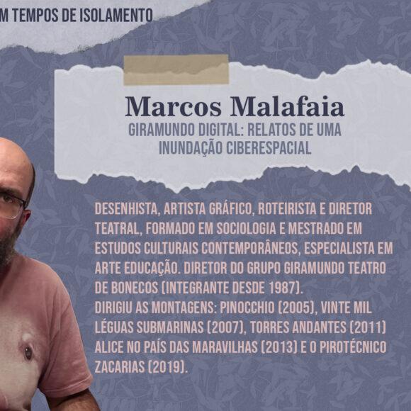 Aulas Abertas #14: Giramundo digital: relatos de uma inundação ciberespacial – Marcos Malafaia