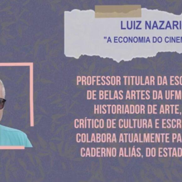 Aulas Abertas #15: A economia do cinema – Luiz Nazario