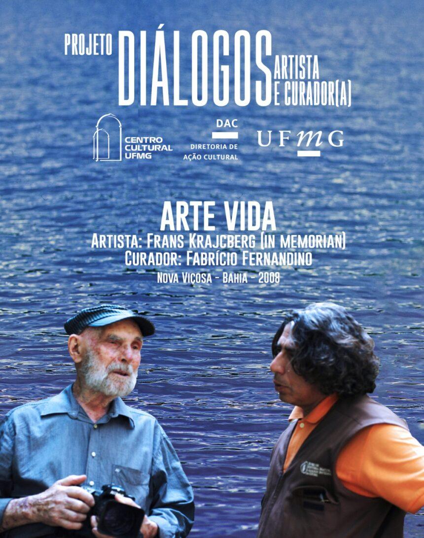 Centro Cultural UFMG faz uma homenagem ao centenário de nascimento do artista Frans Krajcberg em lançamento de projeto