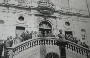 Acervo: Gabinete da Diretoria da Faculdade de Direito e Memorial Faculdade de Direito.