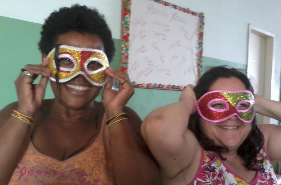 Projeto Práticas educativas na atenção à saúde. Foto: Natassya Pinheiro/2014.