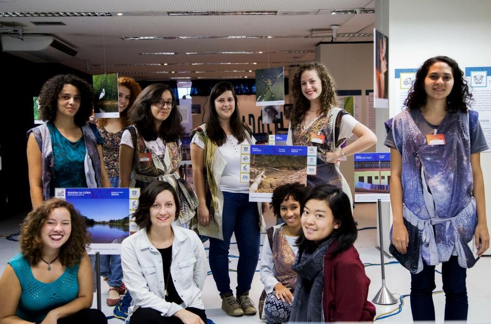 Espaço do Conhecimento UFMG. Foto: Tami de Castro Abreu/2013.