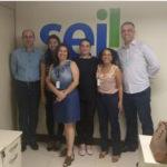 Equipe de implantação do Projeto Piloto do SEI faz visita à UFRGS e ao TRF4
