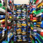 Eliminar para preservar: operação conduzida pela Diretoria de Arquivos Institucionais descarta legalmente 330 metros lineares de documentos