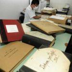Aberta seleção para oito bolsistas de estágio na Diretoria de Arquivos Institucionais