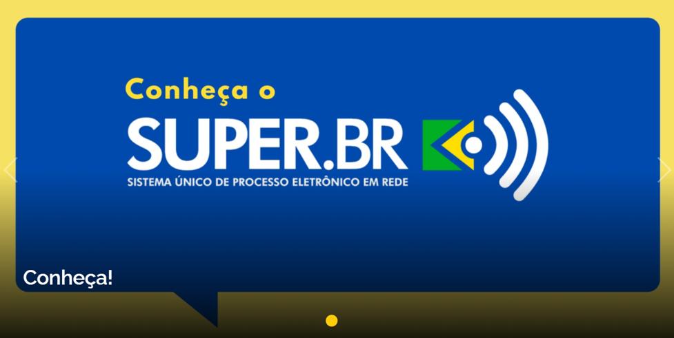 SUPER.BR – Uma plataforma capaz de conectar todos os órgãos da administração pública e integrar o País