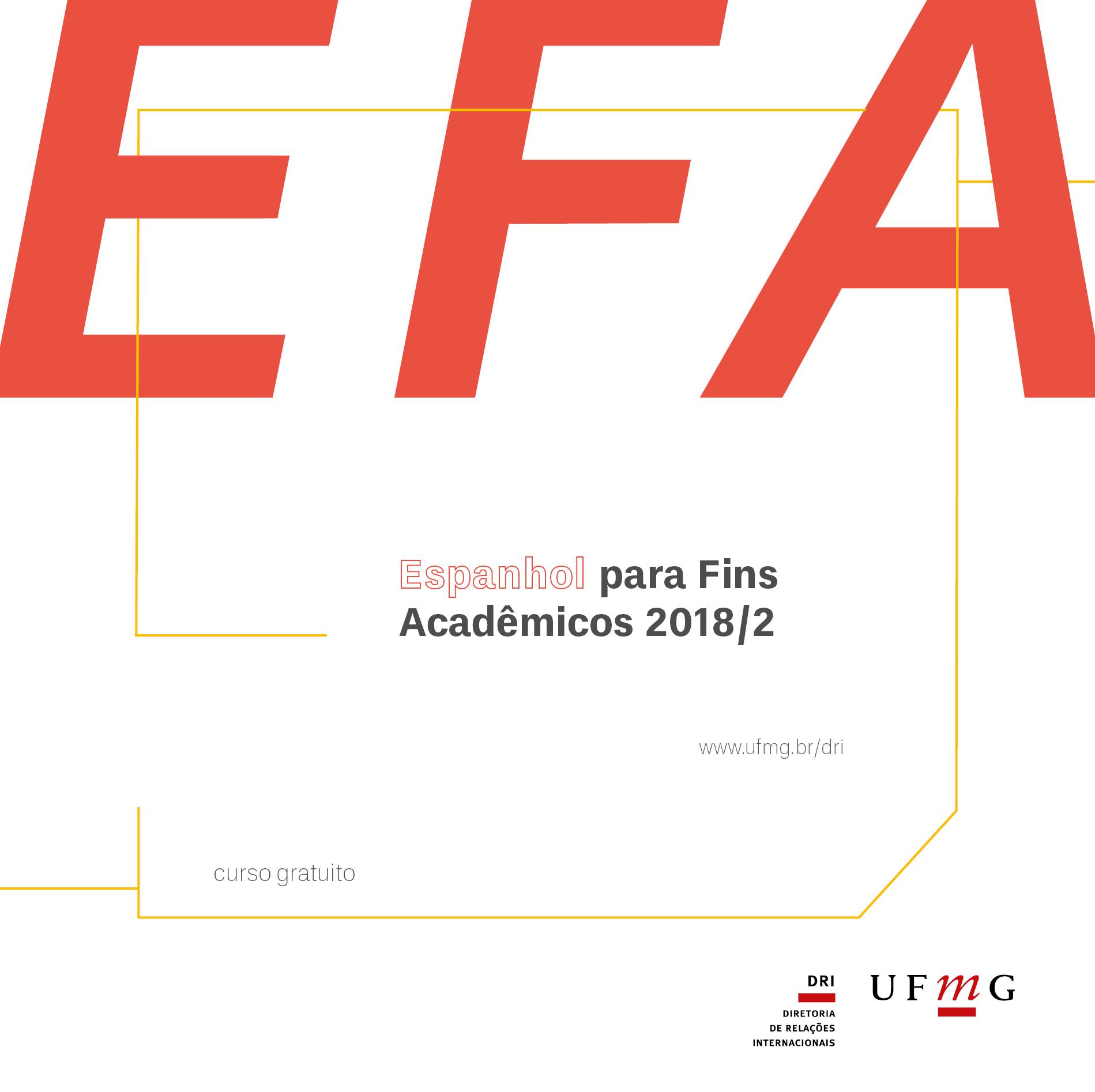 44584ce442 Confira aqui o resultado do exame de nivelamento para o curso de extensão  de Espanhol para Fins Acadêmicos.