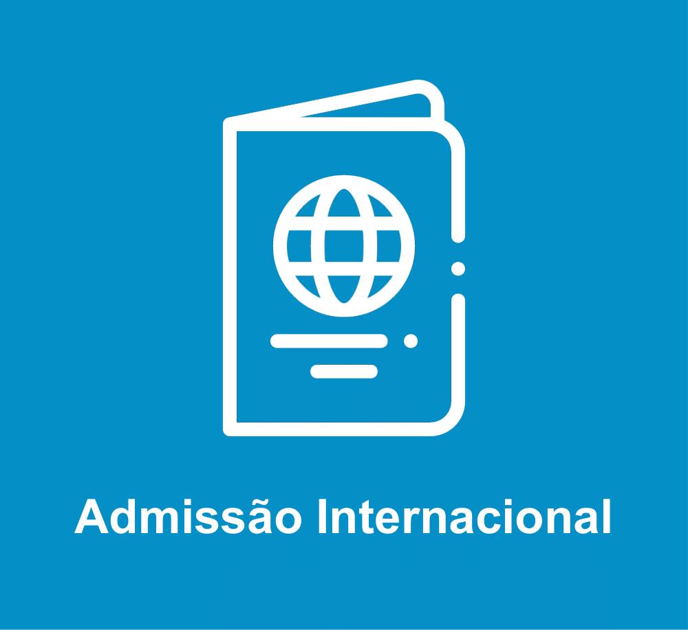 Admissão Internacional