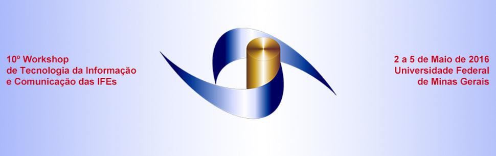 logo Workshop de Tecnologia da Informação e Comunicação das IFES