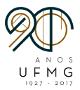 logo UFMG 90anos