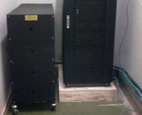 Gerador e Nobreak integrados garantem mais disponibilidade