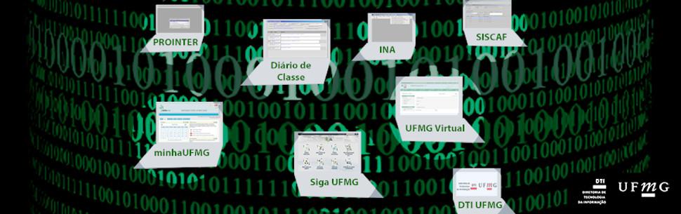 Imagem de computadores simbolizando sistemas e aplicativos