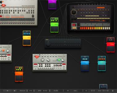 Web - Crie sua música pela Internet com Audiotools