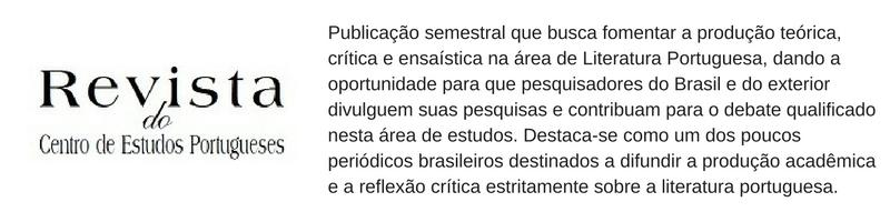 revista do centro de estudos portugueses