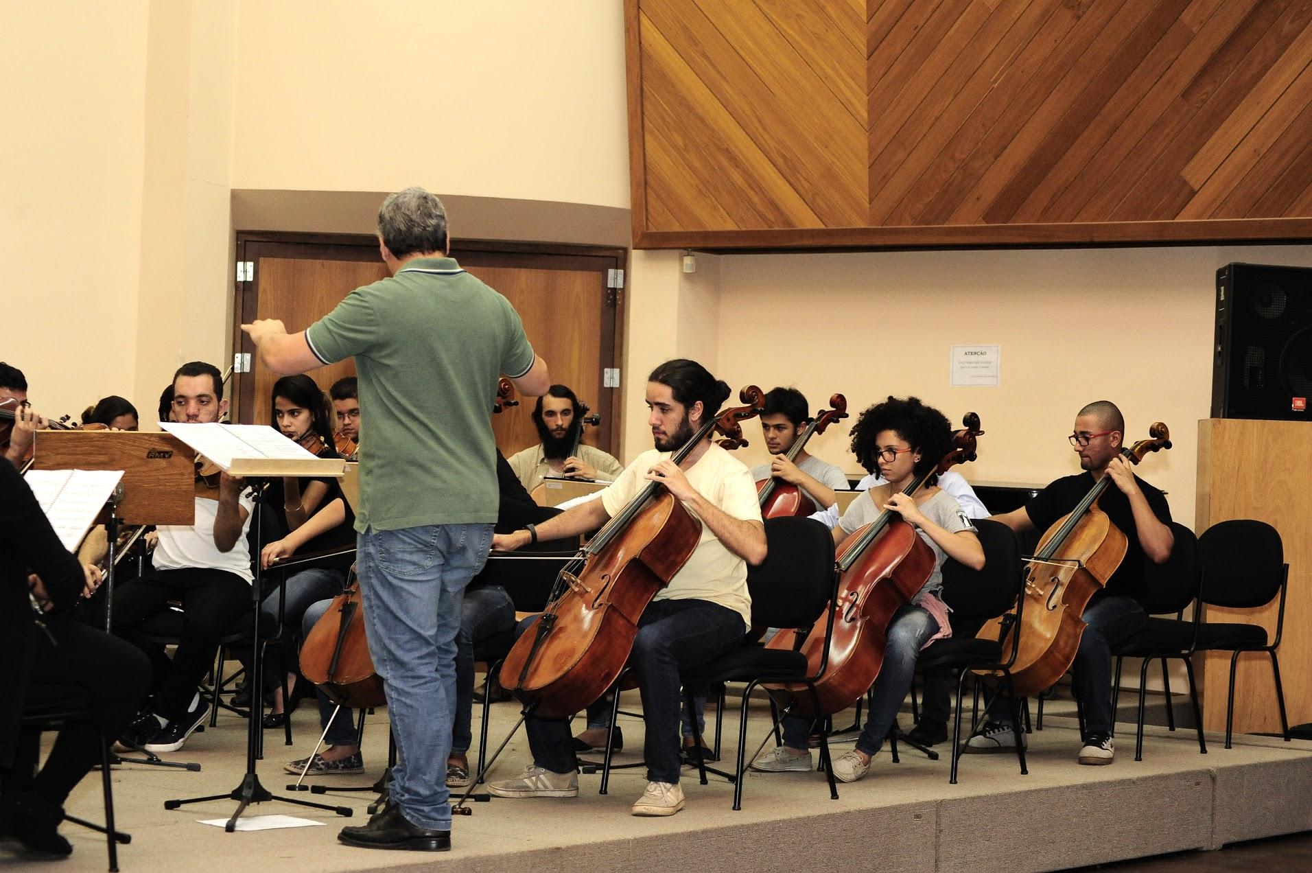 Ópera barroca de Händel ganha montagem na Escola de Música