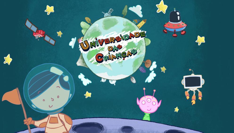 Curtas da Universidade das Crianças são selecionados pelo 2º Festival de Cinema de Três Passos