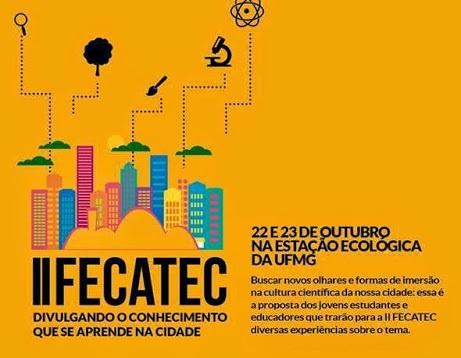 Programação desta quinta inclui feira na Estação Ecológica