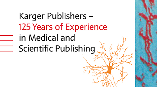 Editora Karger franqueia acesso a pesquisadores da Universidade