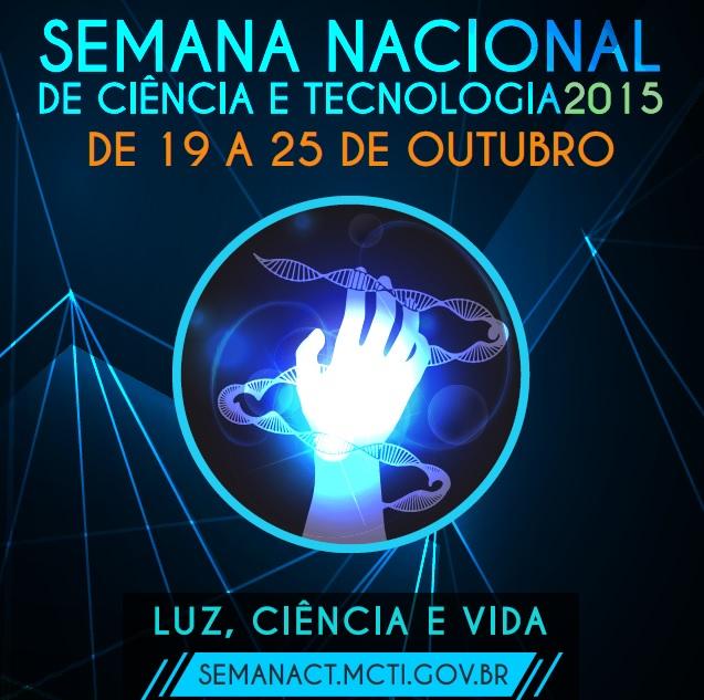 ICB sedia abertura oficial da Semana Nacional de Ciência e Tecnologia de MG
