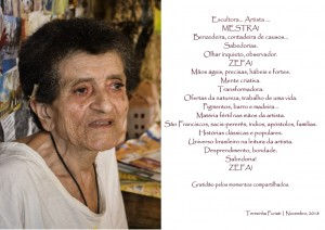 Dona Zefa - Homenagem