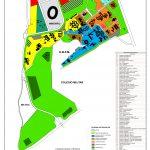 Mapa de Setorização das Áreas Aedificandi