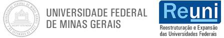 Bras�o da UFMG e Logomarca do Reuni